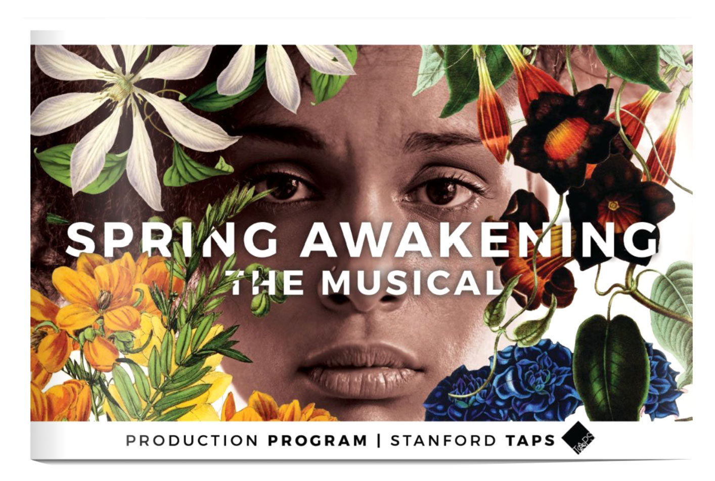 spring awakening program cover