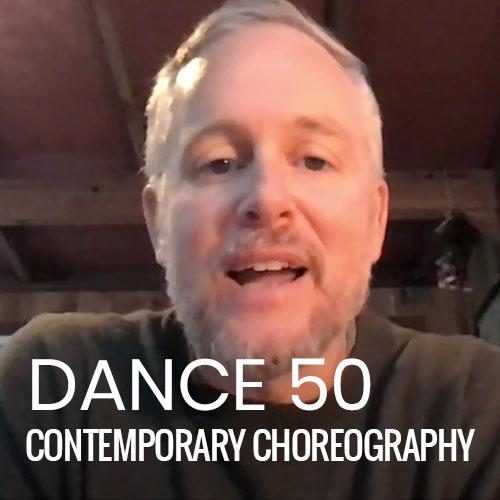 DANCE 50: Contemporary Choreography
