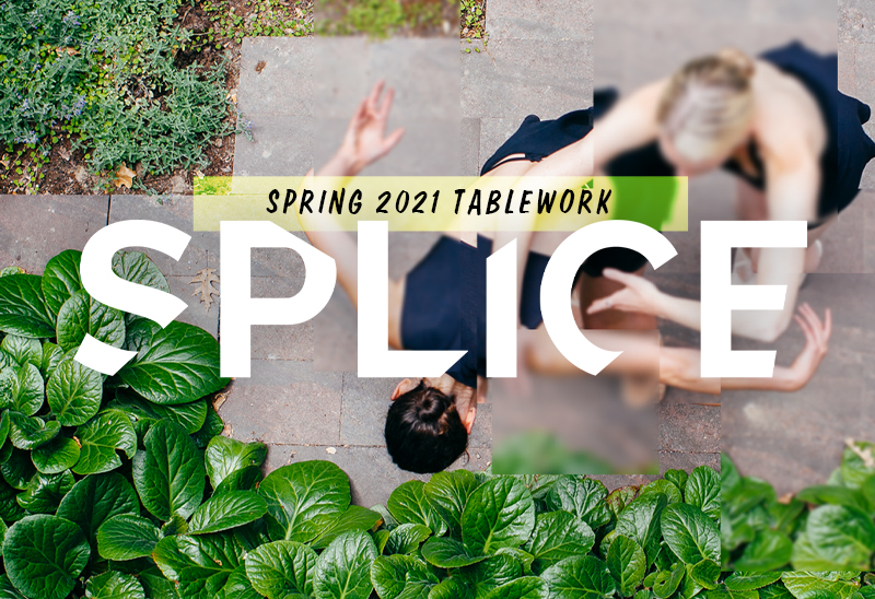 TABLEWORK: Splice: 5 Dance Films